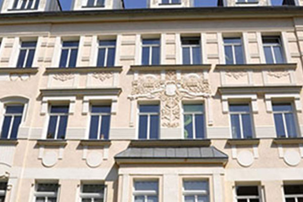 KfW-Denkmalhaus der Gründerzeit - Leipzig