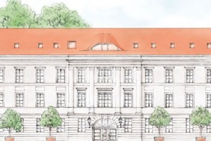 Barockes Denkmalpalais - Potsdam
