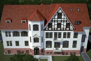 Villa mit Seeblick - Berlin