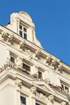 Steuer Vorteile bei Denkmalimmobilien