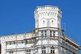 Kernsanierung Denkmalimmobilie