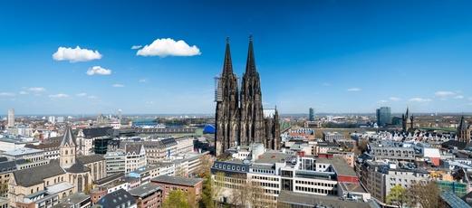 Köln: Denkmalstadt
