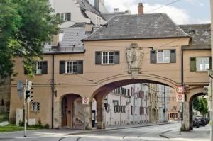 Augsburg Fischertor
