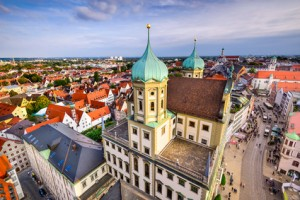 Augsburg Panorame