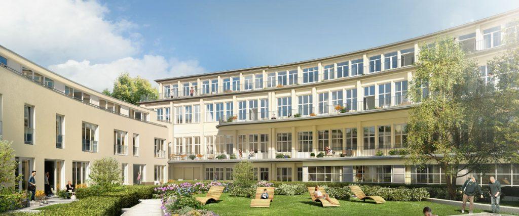 denkmalimmobilie speisehaus der nationen in berlin. Black Bedroom Furniture Sets. Home Design Ideas